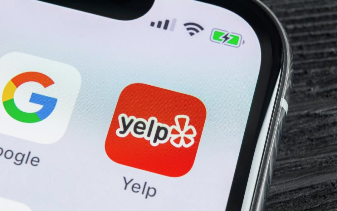 how to rank higher in yelp
